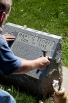 Cemetery Engraving North Arlington NJ - Monument Lettering - Tombstone_Engraver_058x